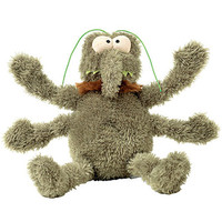 Scratchy The Flea Small Dog Toy