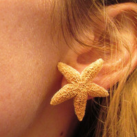 Baja Starfish Earrings