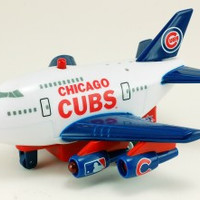 Chicago Cubs Plane - 2012