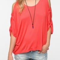 Daydreamer LA Bow-Sleeve Tee