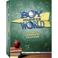 Boy Meets World: The Complete Series (Full Frame) - Walmart.com