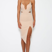 Invader Dress - Beige