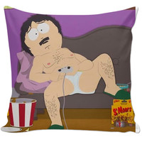 Randy From 'South Park' Throw Pillow