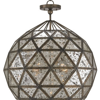 Currey Company Buckminster Chandelier
