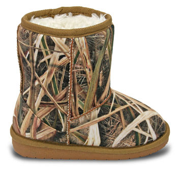 Toddlers' Mossy Oak Boots - SG Blades