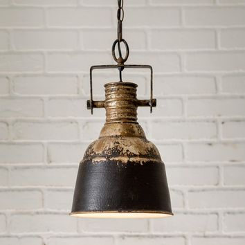 Future Ship 03/14 - Industrial Pendant Light