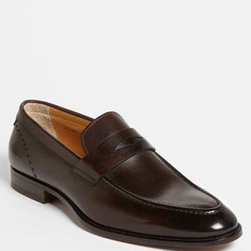 Men's Santoni 'Patrick' Penny Loafer,