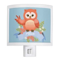 ASL Owl love personalised