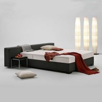 Wittmann Somnus III Bed, Modern beds, contemporary beds, platform beds at SWITCHmodern.com