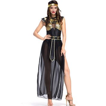 Halloween Egyptian Goddess Stage Ancient Egyptian Myth