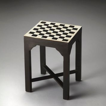 Bishop Transitional Square Bunching Chess Table Multi-Color