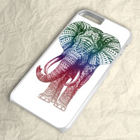 Elephant Aztec iPhone 6 Case