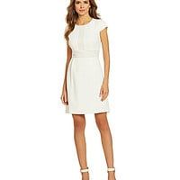 Gianni Bini Selita Dress - Ivory White
