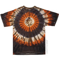 Jupiter Burst Tie Dye T Shirt on Sale for $16.95 at HippieShop.com