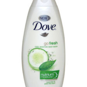 Go Fresh Cool Moisture Body Wash with Nutrium Moisture Cucumber&Green Tea Scent Body Wash Dove
