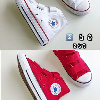 Child Converse Girls Boys shoes Children boots Baby Sandle Toddler Kids Child Fashion Casual Sneakers Sport Shoes
