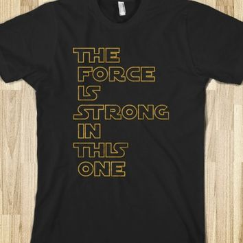 STAR WARS - USE THE FORCE!