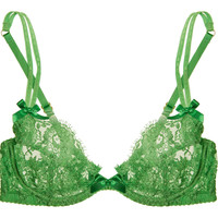 Agent Provocateur - Payge lace underwired bra