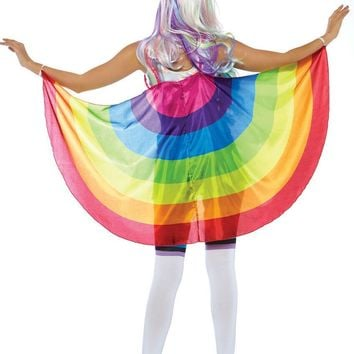 Rainbow Pride Cape