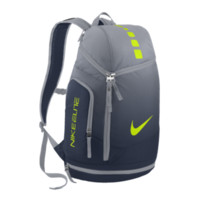 Nike Hoops Elite Max Air Team iD Backpack (Grey)