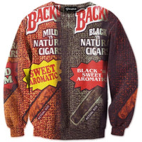 Backwoods Flavored Blunts Crewneck
