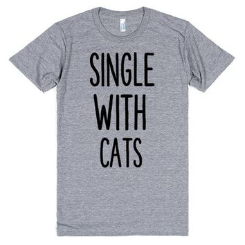 SINGLE WITH CATS