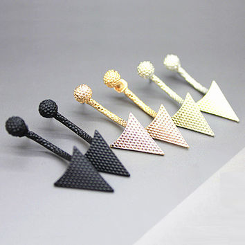 Accessory Fashion Geometric Set Earrings [8026081415]