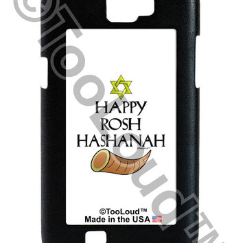Happy Rosh Hashanah Galaxy Note 2 Case