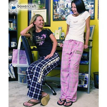 Women's Boxercraft VIP Flannel PJ Pants