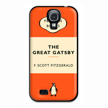 The Great Gatsby Penguin Book Samsung Galaxy S4 Case