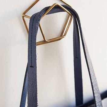 Geo Pentagon Wall Sculpture