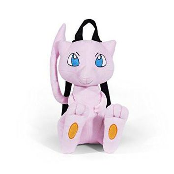 Pokemon Mew Plush Backpack