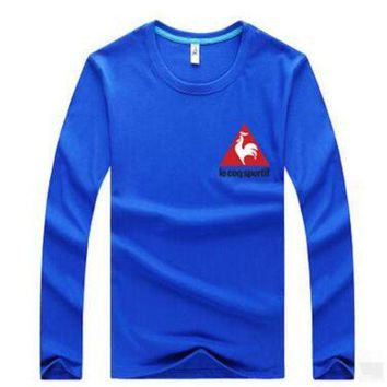 DCCKB3R Le Coq Sportif Casual Long Sleeve Top Sweater Pullover