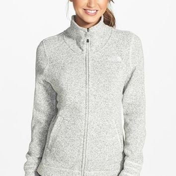 The North Face Women's 'Crescent Sunset' Full Zip Jacket,
