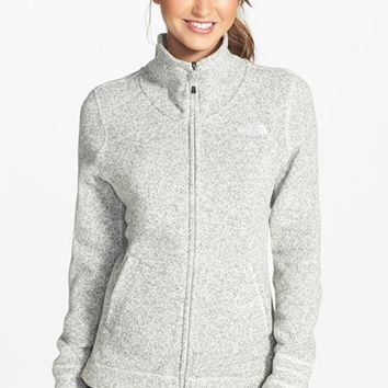 35d93ce99 The North Face Women's 'Crescent Sunset' Full Zip Jacket,