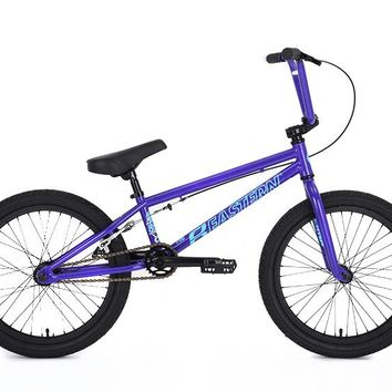 Eastern Cobra Purple Complete BMX Bike