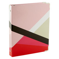 Chloe Mini Three-Ring Binder