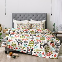 Heather Dutton Hygge Holiday Comforter