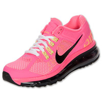 Girls' Grade School Nike Air Max 2013 Running Shoes