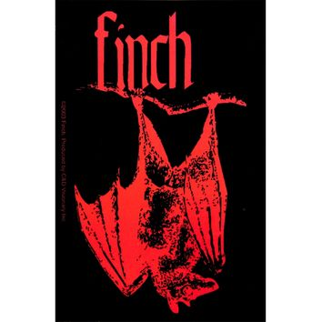 Finch - Bats Decal