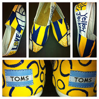 Volleyball, SportyGirl TOMS