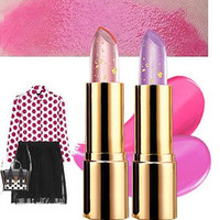 [BIG SALE] 3d Jelly Matte Velvet Kind Lip Gloss oisturizing Long Lasting Lipstick Pigment Lip Gloss Women Gift 20