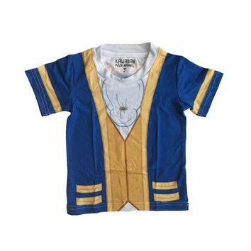 Kid's Beauty and the Beast Inspired Shirt