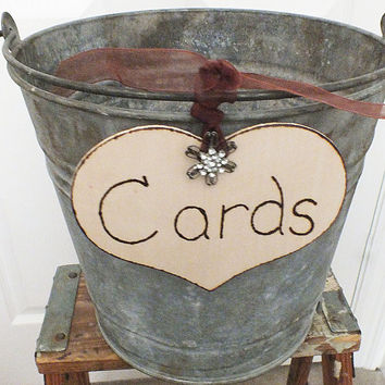 Best Rustic Wedding Card Box Products on Wanelo