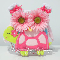 NEW Diaper Cake, Owl Diaper Cake, Owl, Turtle, Under the Sea Baby Shower, Shower Centerpiece, Baby Girl Gift, Baby Shower Gift, Blanket, Bib