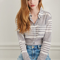 Gradated Stripe Shirt