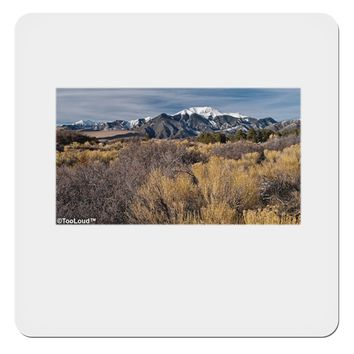"Mountain Forest Park 4x4"" Square Sticker by TooLoud"