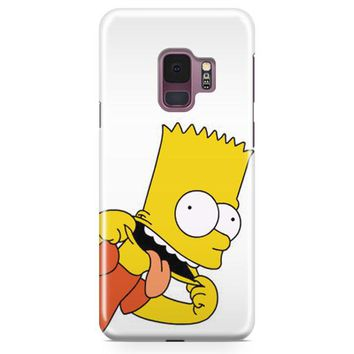 Simpsons Series Samsung Galaxy S9 Case | Casescraft