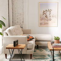 Fletcher Sectional Sofa | Urban Outfitters