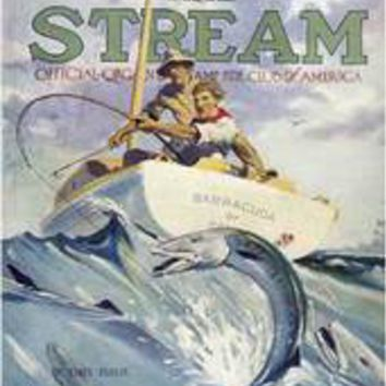 FIELD & STREAM: July 1913